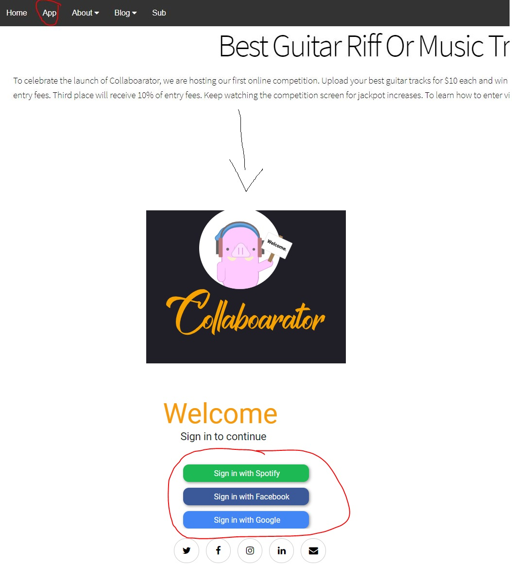 Guitar Contest | July-August 2019 Online Music Competition